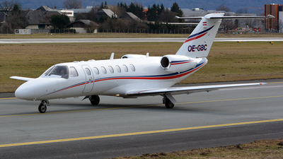 OE-GBC - Cessna 525B CitationJet 3 - Private