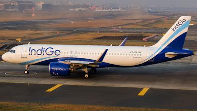 A picture of VTITR - Airbus A320271N - IndiGo - © Aneesh Bapaye