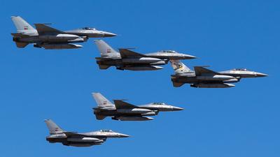 15103 - General Dynamics F-16AM Fighting Falcon - Portugal - Air Force