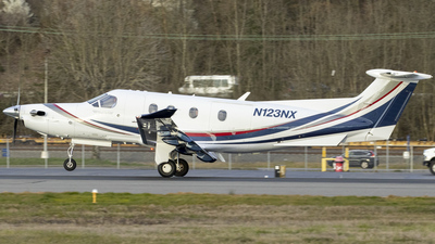 N123NX - Pilatus PC-12/47E - Private
