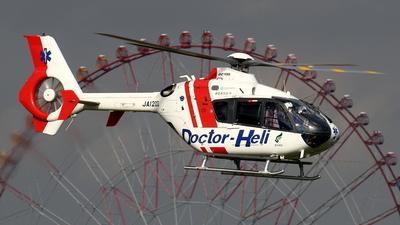 JA120D - Eurocopter EC 135P2i - Nakanihon Air Service