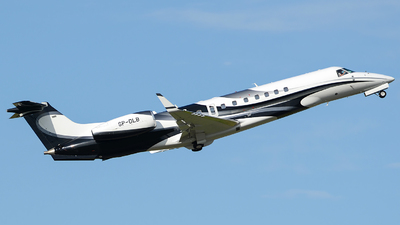 SP-DLB - Embraer ERJ-135BJ Legacy 600 - Private