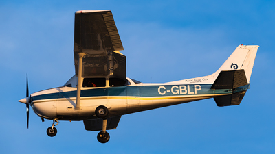 C-GBLP - Cessna 172P Skyhawk - Pacific Flying Club