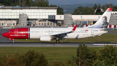 LN-ENP - Boeing 737-8JP - Norwegian