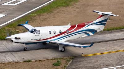N307WL - Pilatus PC-12/45 - Tradewind Aviation