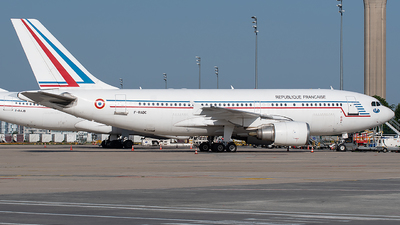 418 - Airbus A310-304 - France - Air Force