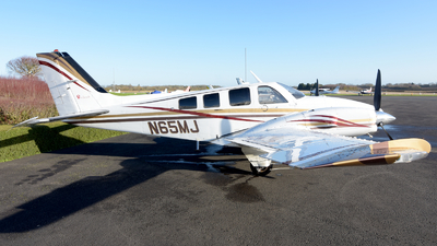 N65MJ - Beechcraft 58P Baron - Private