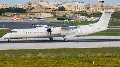 5Y-SMJ - Bombardier Dash 8-Q402 - 748 Air Services