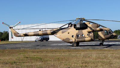 N7040J - Mil Mi-17V5 Hip H - Private