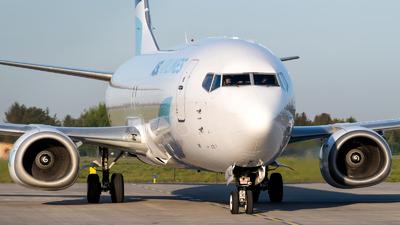 OE-IAU - Boeing 737-4M0(SF) - ASL Airlines