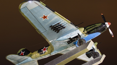 17 - Ilyushin Il-2m3 - Russia - Air Force