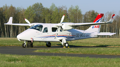 OK-MCC - Tecnam P2006T - F-Air Flight School