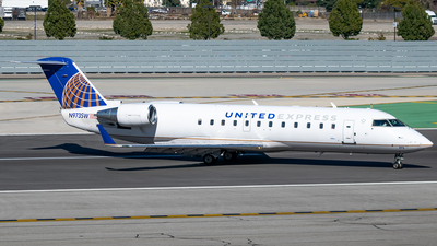 A picture of N973SW - Bombardier CRJ200ER - United Airlines - © Ricky Teteris