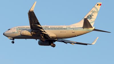 A picture of YRBGG - Boeing 73778J - Tarom - © Oksana