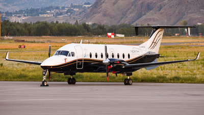 A picture of CGNCE - Beech 1900D - North Caribou Flying Service - © Santiago Arias