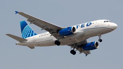 A picture of N848UA - Airbus A319131 - United Airlines - © Juan Carlos Alvarez (MAS Aviation Press)