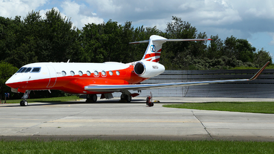 N661GA - Gulfstream G650ER - Private