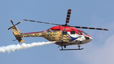 ZD-4063 - Hindustan Aeronautics ALH Dhruv - India - Air Force