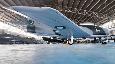 1606 - Canadair CL-13B-6 Sabre - Pakistan - Air Force