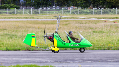 HJ-355 - Autogyro Europe MTOsport - Private