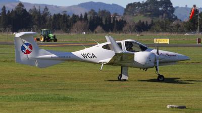 ZK-WGA - Diamond DA-42 NG Twin Star - Waikato Aviation