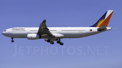 RP-C8785 - Airbus A330-343 - Philippine Airlines