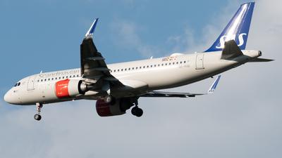 A picture of SEROD - Airbus A320251N - SAS - © Luca Fiorini