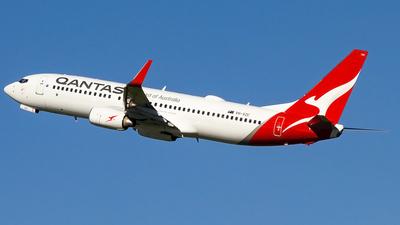 VH-VZC - Boeing 737-838 - Qantas