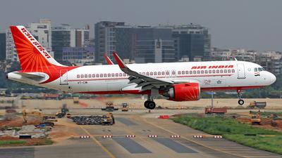 VT-CIM - Airbus A320-251N - Air India