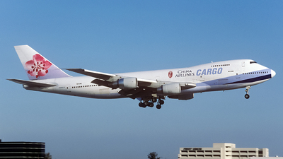 N518MC - Boeing 747-243B(SF) - China Airlines Cargo (Atlas Air)