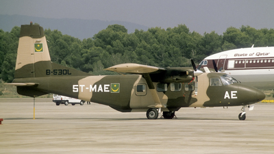 5T-MAE - Harbin Y-12 II - Mauritania - Air Force