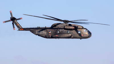 84-32 - Sikorsky CH-53GA - Germany - Air Force