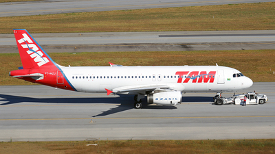 A picture of PTMZJ - Airbus A320232 - [01251] - © RENAN FRANCISCO