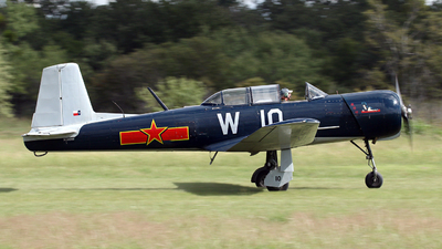 N3110W - Nanchang CJ-6A - Private