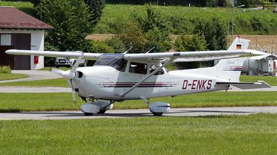 D-ENKS - Cessna 172R Skyhawk - Hanseatischer Fliegerclub Hamburg