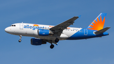N307NV - Airbus A319-111 - Allegiant Air