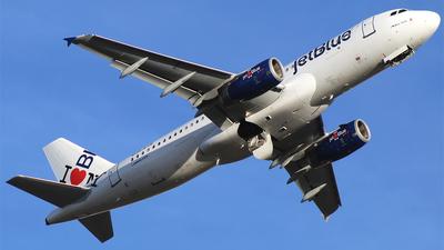 N586JB - Airbus A320-232 - jetBlue Airways