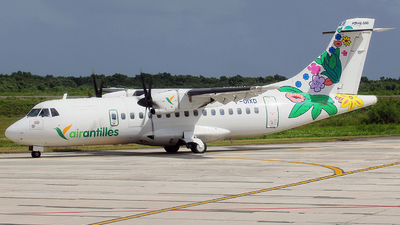 F-OIXD - ATR 42-500 - Air Antilles Express