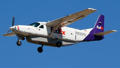 N895FE - Cessna 208B Super Cargomaster - FedEx Feeder (Empire Airlines)