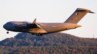 A7-MAP - Boeing C-17A Globemaster III - Qatar - Air Force