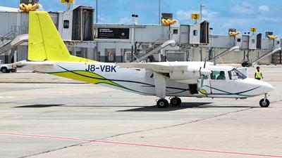 J8-VBK - Britten-Norman BN-2A Islander - SVG Air