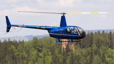 A picture of OKTES - Robinson R44 Raven II - [12487] - © Petr Polak