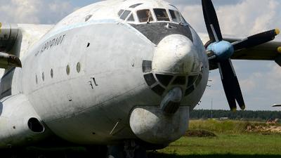 CCCP-09334 - Antonov An-22 - Aeroflot
