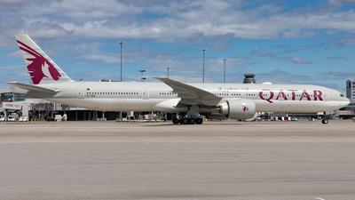 A7-BEE - Boeing 777-3DZER - Qatar Airways
