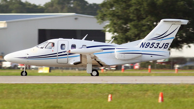 N953JB - Eclipse 500 - Private