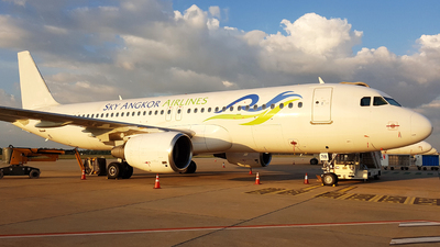 XU-719 - Airbus A320-214 - Sky Angkor Airlines