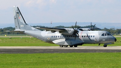 025 - CASA C-295M - Poland - Air Force