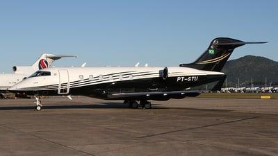 PT-STU - Bombardier BD-100-1A10 Challenger 300 - Private