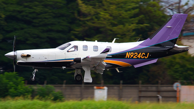 N924CJ - Socata TBM-900 - Private