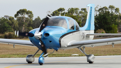 A picture of VHYDA - Cirrus SR22T - [0443] - © George Canciani